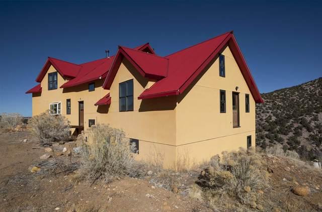120 Camino Del Canon, Chimayo, NM 87522 (MLS #202101256) :: Stephanie Hamilton Real Estate