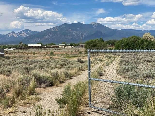 229 Camino De La Merced, Taos, NM 87571 (MLS #202101263) :: Neil Lyon Group | Sotheby's International Realty