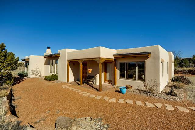 18 Condesa Road, Santa Fe, NM 87508 (MLS #202101267) :: The Very Best of Santa Fe