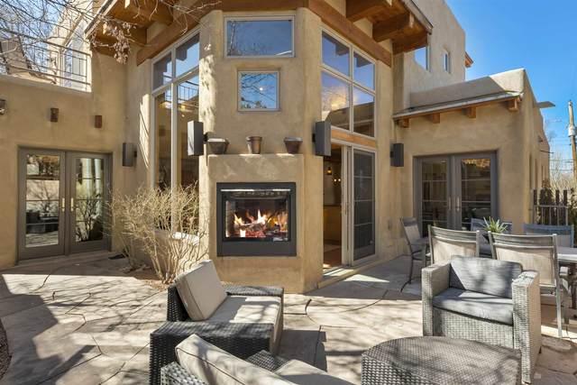 501 Sunset Street, #D, Santa Fe, NM 87501 (MLS #202101270) :: Stephanie Hamilton Real Estate