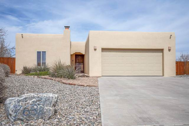 7632 Cree Circle, Santa Fe, NM 87507 (MLS #202101275) :: Stephanie Hamilton Real Estate