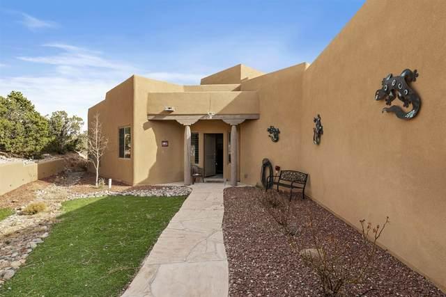 6 Creekside Court, Placitas, NM 87043 (MLS #202101277) :: Stephanie Hamilton Real Estate