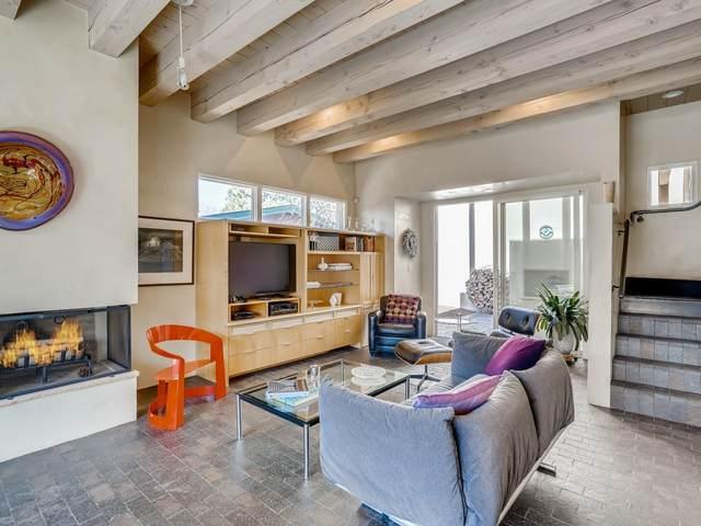 211 Callecita Place, Unit D, Santa Fe, NM 87501 (MLS #202101279) :: Stephanie Hamilton Real Estate
