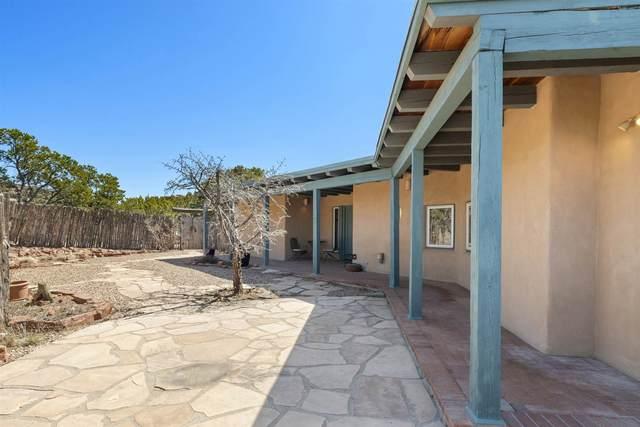 87 Sunlit Drive West, Santa Fe, NM 87508 (MLS #202101280) :: Neil Lyon Group | Sotheby's International Realty