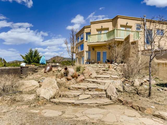 46 Apache Plume, Santa Fe, NM 87508 (MLS #202101281) :: Stephanie Hamilton Real Estate