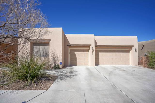 4619 Mi Cordelia, Albuquerque, NM 87120 (MLS #202101295) :: Stephanie Hamilton Real Estate