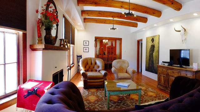 202 Chapelle A, Santa Fe, NM 87501 (MLS #202101296) :: Stephanie Hamilton Real Estate