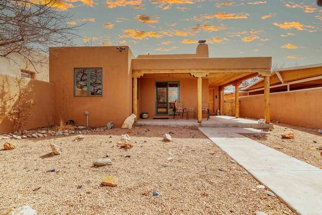 601 Don Canuto B, Santa Fe, NM 87505 (MLS #202101298) :: Summit Group Real Estate Professionals