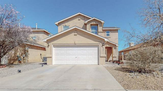 6301 Castle Dome, Albuquerque, NM 87114 (MLS #202101299) :: Summit Group Real Estate Professionals