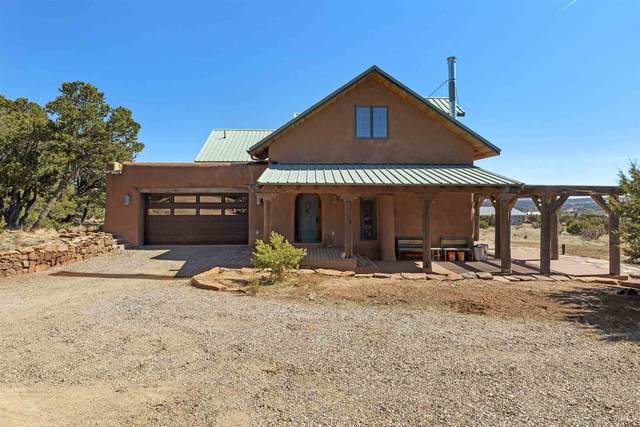64 Skyline Drive Ne, Sandia Park, NM 87047 (MLS #202101300) :: Summit Group Real Estate Professionals