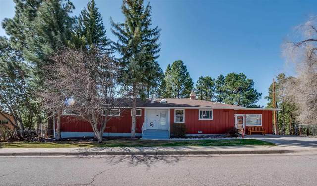 2897 Woodland Road, Los Alamos, NM 87544 (MLS #202101304) :: Stephanie Hamilton Real Estate