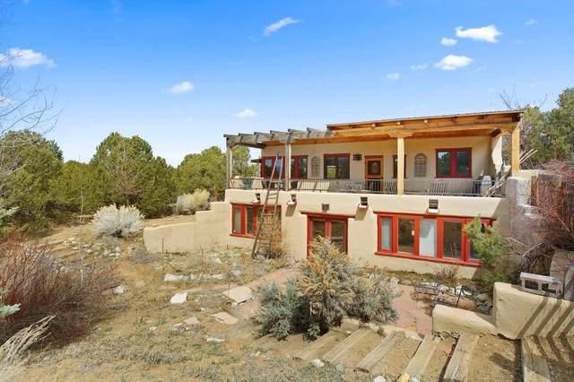 610 Piedmont, Taos, NM 87571 (MLS #202101311) :: Neil Lyon Group | Sotheby's International Realty