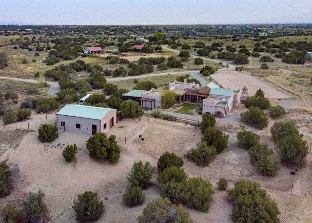 56 Cielo De Oro, Santa Fe, NM 87508 (MLS #202101314) :: The Very Best of Santa Fe