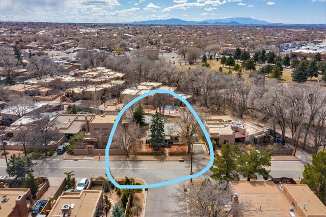 616 Rio Grande, Santa Fe, NM 87501 (MLS #202101325) :: Stephanie Hamilton Real Estate