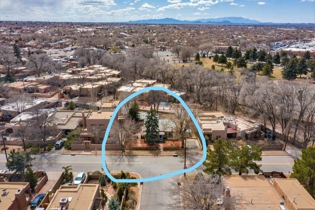 616 Rio Grande, Santa Fe, NM 87501 (MLS #202101325) :: Summit Group Real Estate Professionals