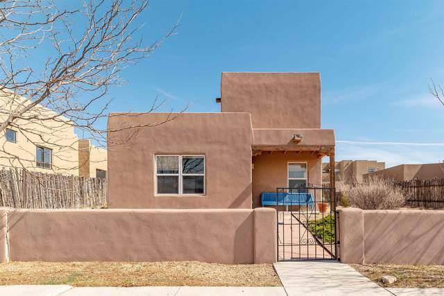 30 Calle Lemita, Santa Fe, NM 87507 (MLS #202101328) :: Berkshire Hathaway HomeServices Santa Fe Real Estate