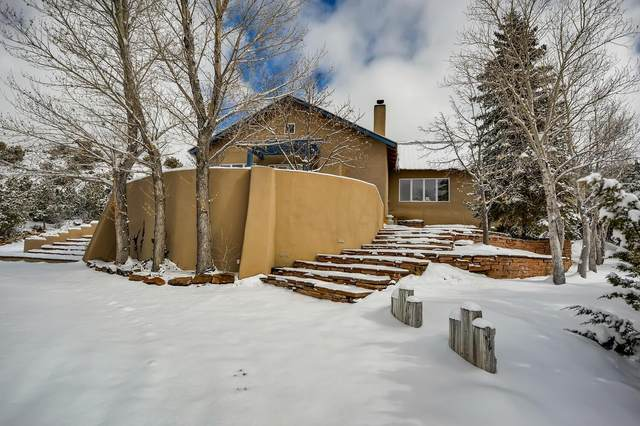 2 Rio En Medio, Santa Fe, NM 87506 (MLS #202101335) :: Stephanie Hamilton Real Estate