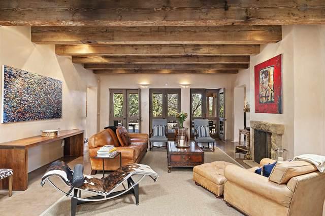 119 E Sunrise Drive, Santa Fe, NM 87506 (MLS #202101349) :: Neil Lyon Group | Sotheby's International Realty