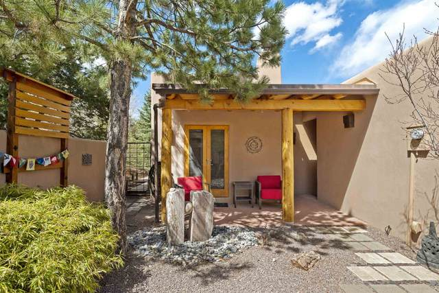 309 Loma Arisco, Santa Fe, NM 87501 (MLS #202101353) :: Stephanie Hamilton Real Estate