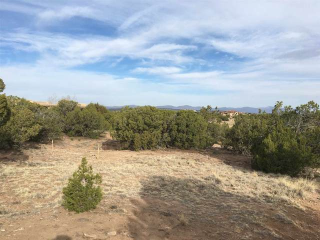 50 Via Pampa, Santa Fe, NM 87506 (MLS #202101364) :: Stephanie Hamilton Real Estate
