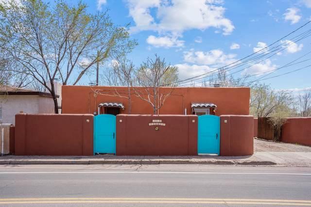 1618 W Alameda, Santa Fe, NM 87501 (MLS #202101369) :: Neil Lyon Group | Sotheby's International Realty