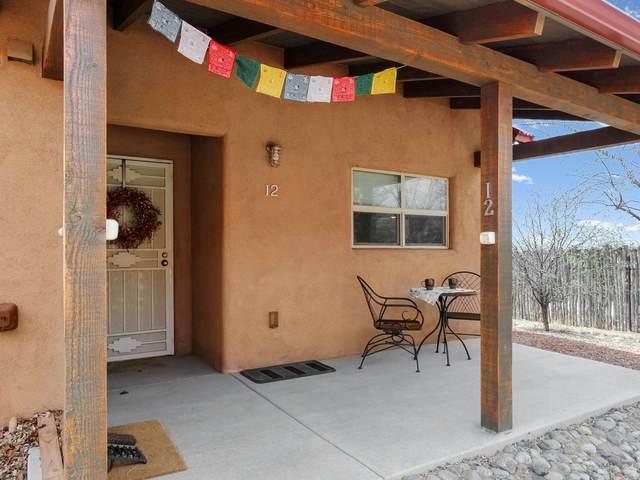 3466 Cerrillos I-2, Santa Fe, NM 87507 (MLS #202101370) :: Neil Lyon Group | Sotheby's International Realty
