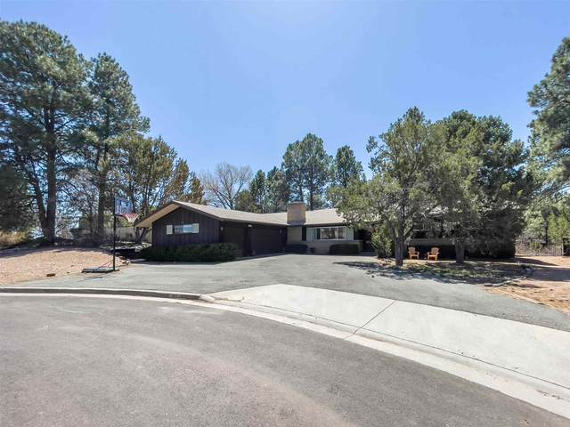 40 Turquoise, Los Alamos, NM 87544 (MLS #202101374) :: The Very Best of Santa Fe