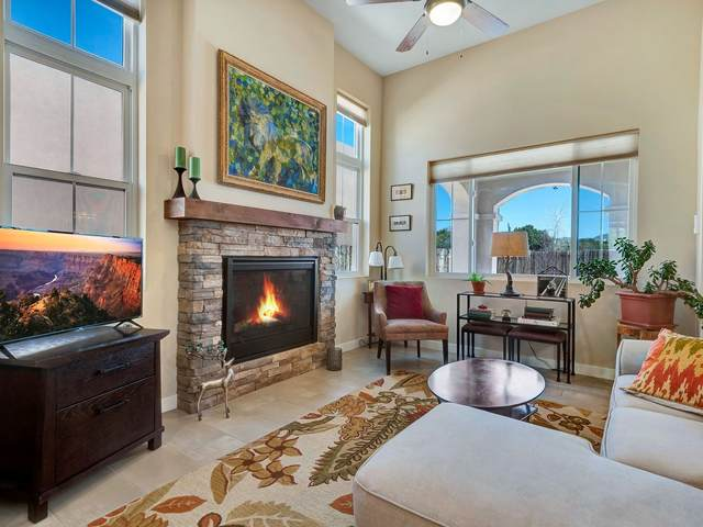 3103 Viale Tresana, Santa Fe, NM 87505 (MLS #202101375) :: Berkshire Hathaway HomeServices Santa Fe Real Estate