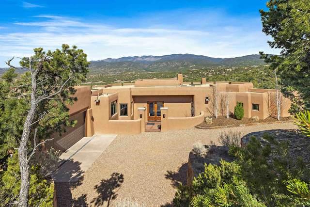 2921 Aspen View, Santa Fe, NM 87506 (MLS #202101382) :: The Very Best of Santa Fe