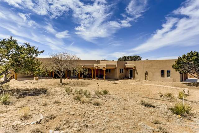 4 Antigua Place, Santa Fe, NM 87508 (MLS #202101388) :: The Very Best of Santa Fe