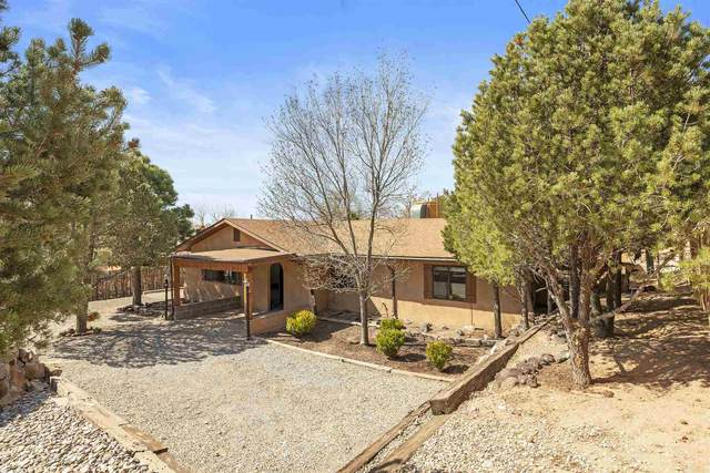 1718 W Alameda, Santa Fe, NM 87501 (MLS #202101399) :: The Very Best of Santa Fe