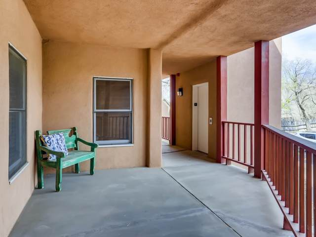 442 Greg Avenue 212A, Santa Fe, NM 87501 (MLS #202101400) :: The Very Best of Santa Fe