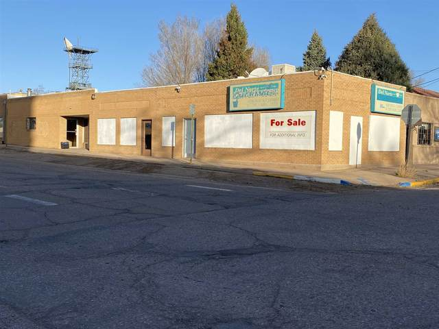 602-608 University Ave, Las Vegas, NM 87701 (MLS #202101405) :: Stephanie Hamilton Real Estate