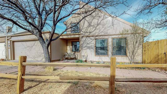 1105 Willow Way, Santa Fe, NM 87507 (MLS #202101406) :: The Very Best of Santa Fe