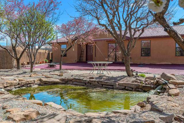 948 Acequia De Las Joyas, Santa Fe, NM 87505 (MLS #202101411) :: Stephanie Hamilton Real Estate