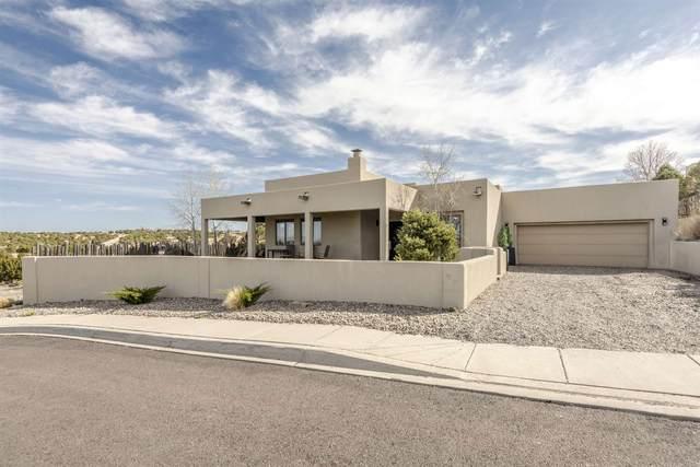 22 Calle Compa, Santa Fe, NM 87507 (MLS #202101413) :: Stephanie Hamilton Real Estate