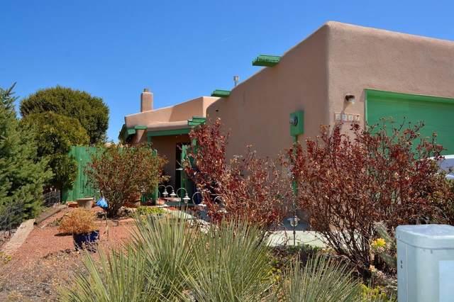 2987 Viaje Pavo Real, Santa Fe, NM 87505 (MLS #202101420) :: Stephanie Hamilton Real Estate