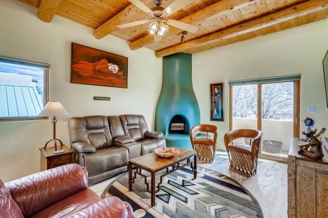 3150 La Paz, Santa Fe, NM 87507 (MLS #202101421) :: Stephanie Hamilton Real Estate