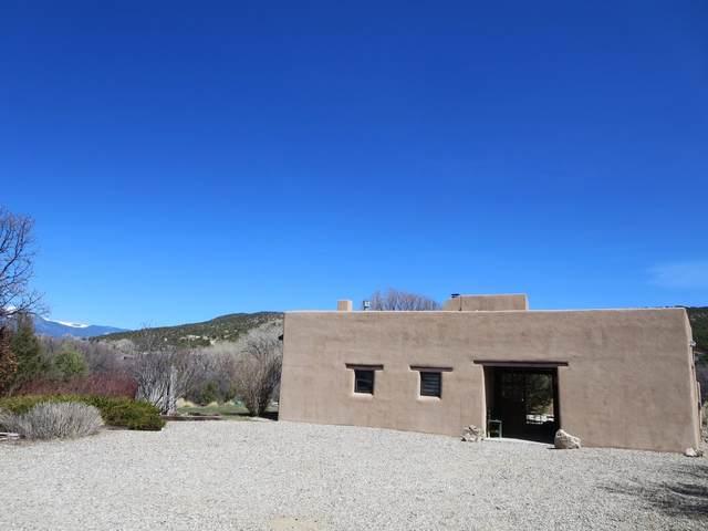 63A Torres Road, Ranchos De Taos, NM 87557 (MLS #202101426) :: The Very Best of Santa Fe