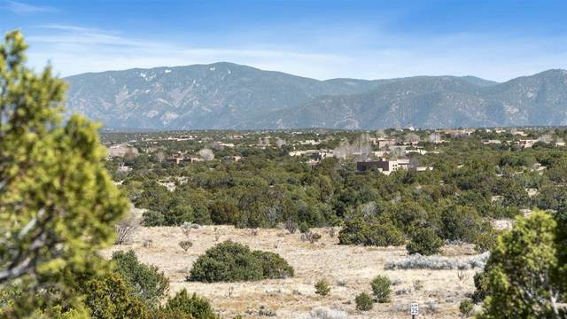 41 Parkside, Lot 16, Santa Fe, NM 87506 (MLS #202101431) :: Stephanie Hamilton Real Estate