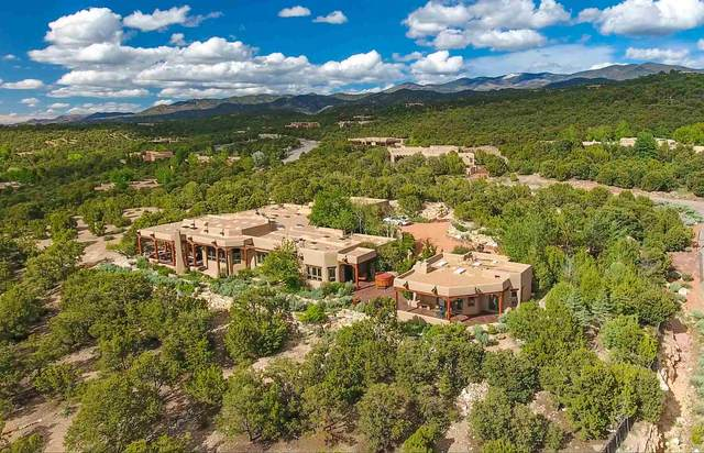 1113 Piedras Rojas, Santa Fe, NM 87501 (MLS #202101437) :: Neil Lyon Group | Sotheby's International Realty