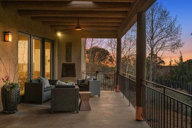 79 Calimo Circle, Santa Fe, NM 87505 (MLS #202101439) :: Stephanie Hamilton Real Estate