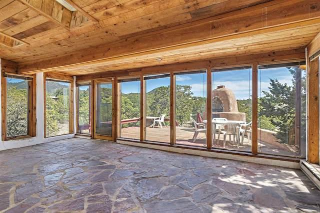 59 Puye Rd, Santa Fe, NM 87505 (MLS #202101446) :: Stephanie Hamilton Real Estate