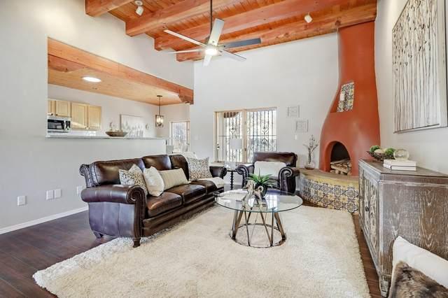 3210 Nizhoni Dr, Santa Fe, NM 87507 (MLS #202101447) :: Stephanie Hamilton Real Estate
