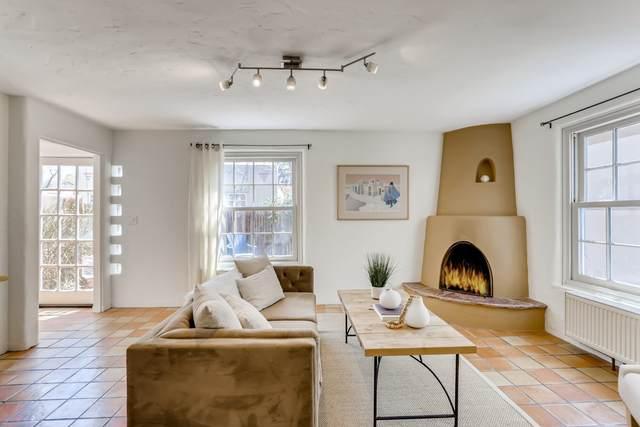 644 Granada Street B, Santa Fe, NM 87505 (MLS #202101449) :: The Very Best of Santa Fe