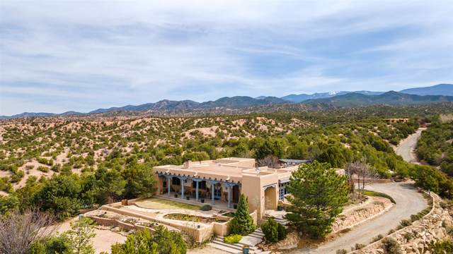 21 Kwahe Ridge, Santa Fe, NM 87506 (MLS #202101450) :: The Very Best of Santa Fe