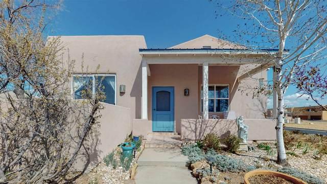 4 Darlene Ct., Santa Fe, NM 87508 (MLS #202101456) :: The Very Best of Santa Fe