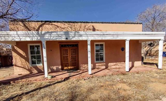 309 E Berger St., Santa Fe, NM 87505 (MLS #202101458) :: Berkshire Hathaway HomeServices Santa Fe Real Estate