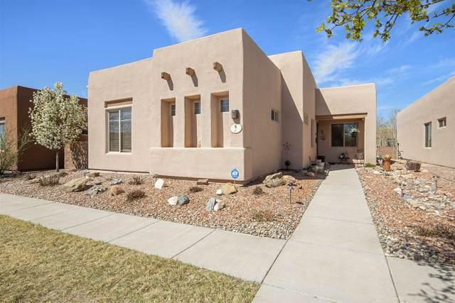 5 Horse Peak, Santa Fe, NM 87508 (MLS #202101470) :: The Very Best of Santa Fe