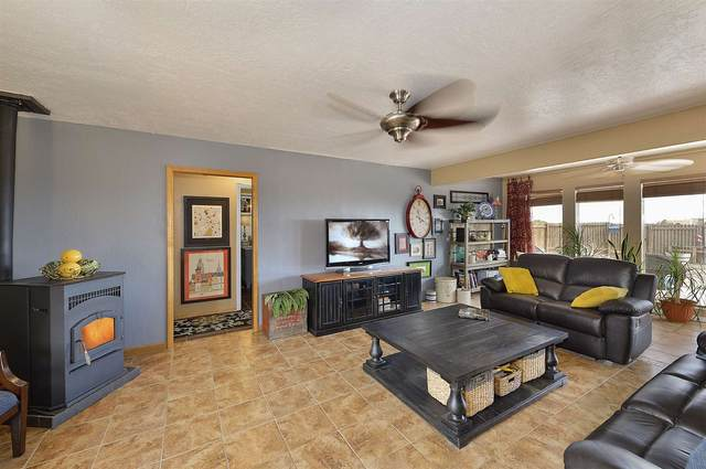 21 Lucero Rd, Santa Fe, NM 87508 (MLS #202101471) :: The Very Best of Santa Fe